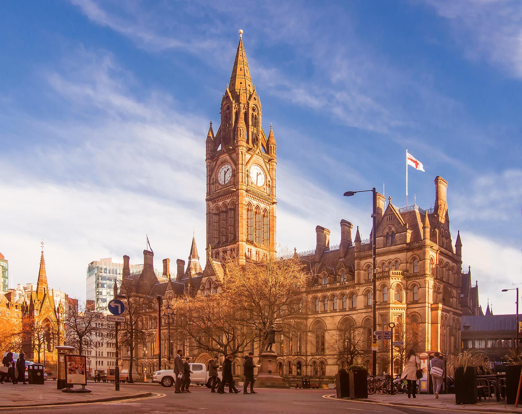 UNESCO names Manchester as a City of Literature
