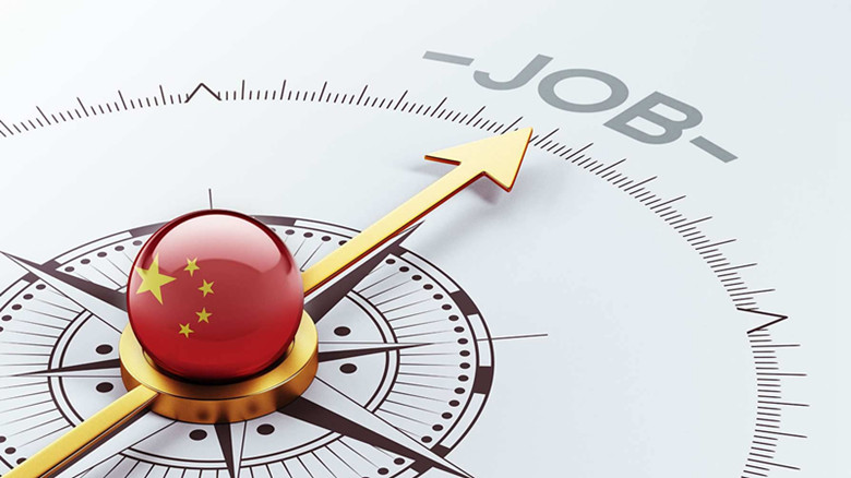 China reports lowest urban unemployment rate since 2008