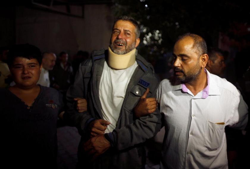 Seven killed as Israel destroys tunnel dug under Gaza border