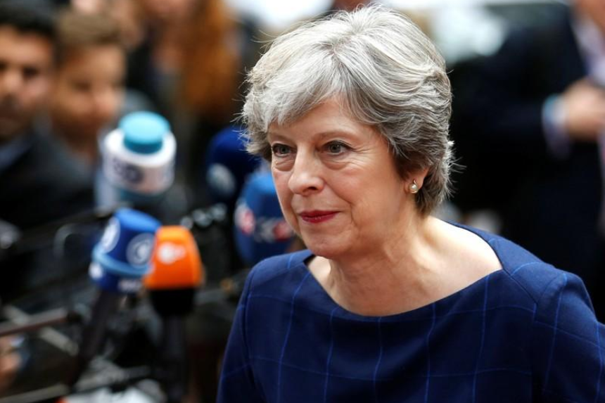 Britain PM  'deeply concerned' over reports of sexual harassment in parliament