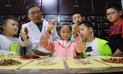 Parents question suitability of TCM classes for young students