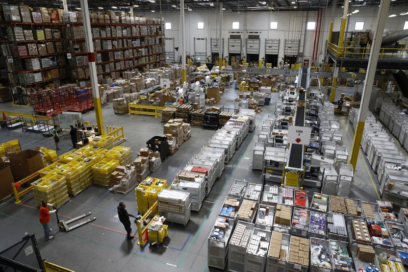 Why the explosive growth of e-commerce could mean more jobs