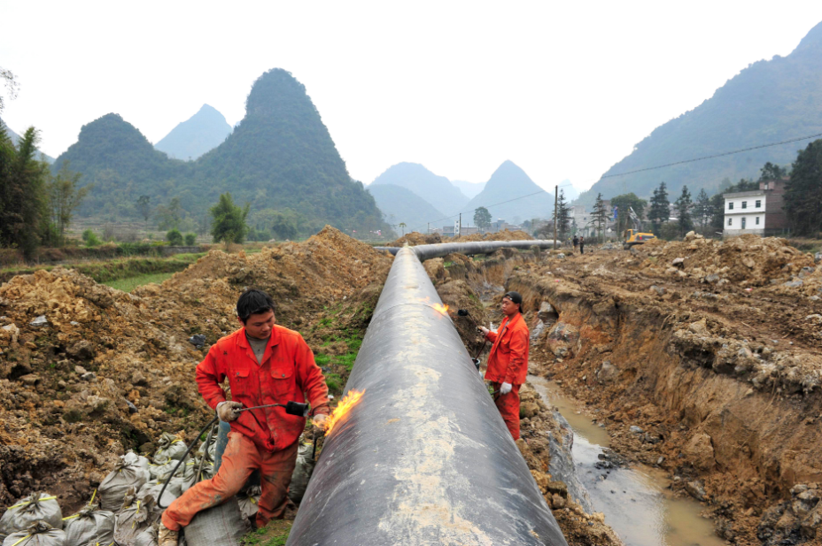 China, Bangladesh sign framework agreement on oil pipeline project