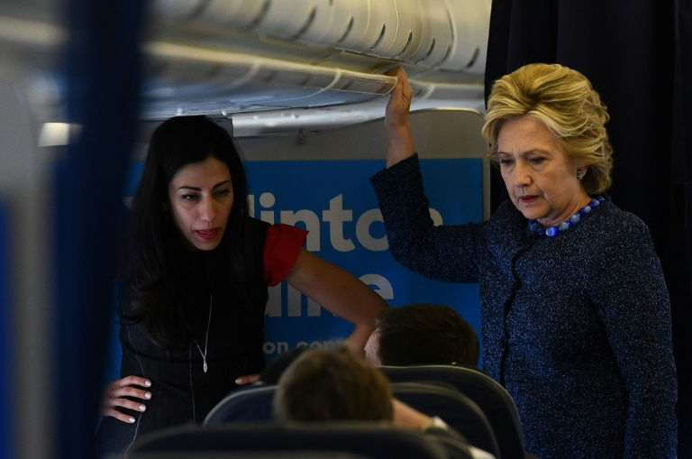 Hillary Clinton marks painful date with Twitter quip