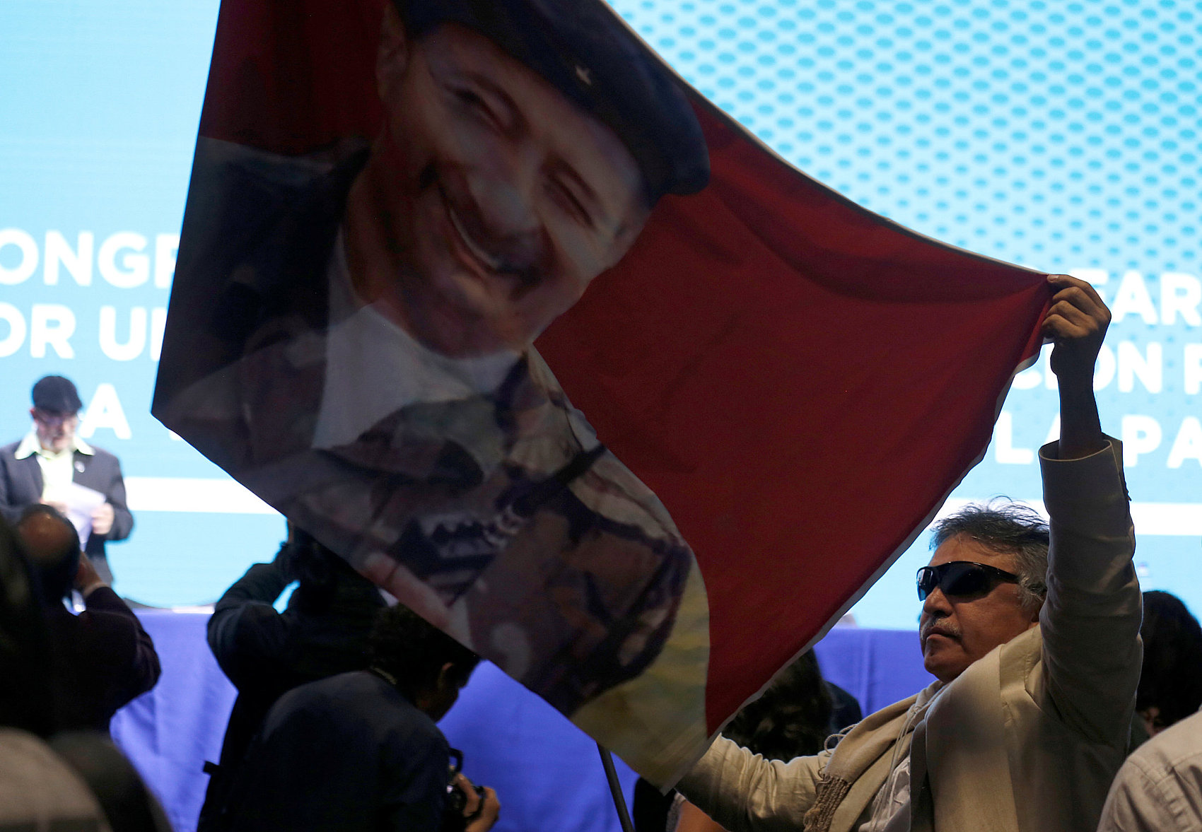 Colombia faces questions over whereabouts of former FARC rebel leader