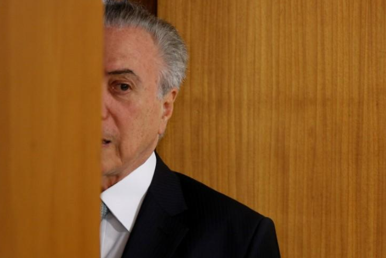 Brazil's president recovering after prostate surgery