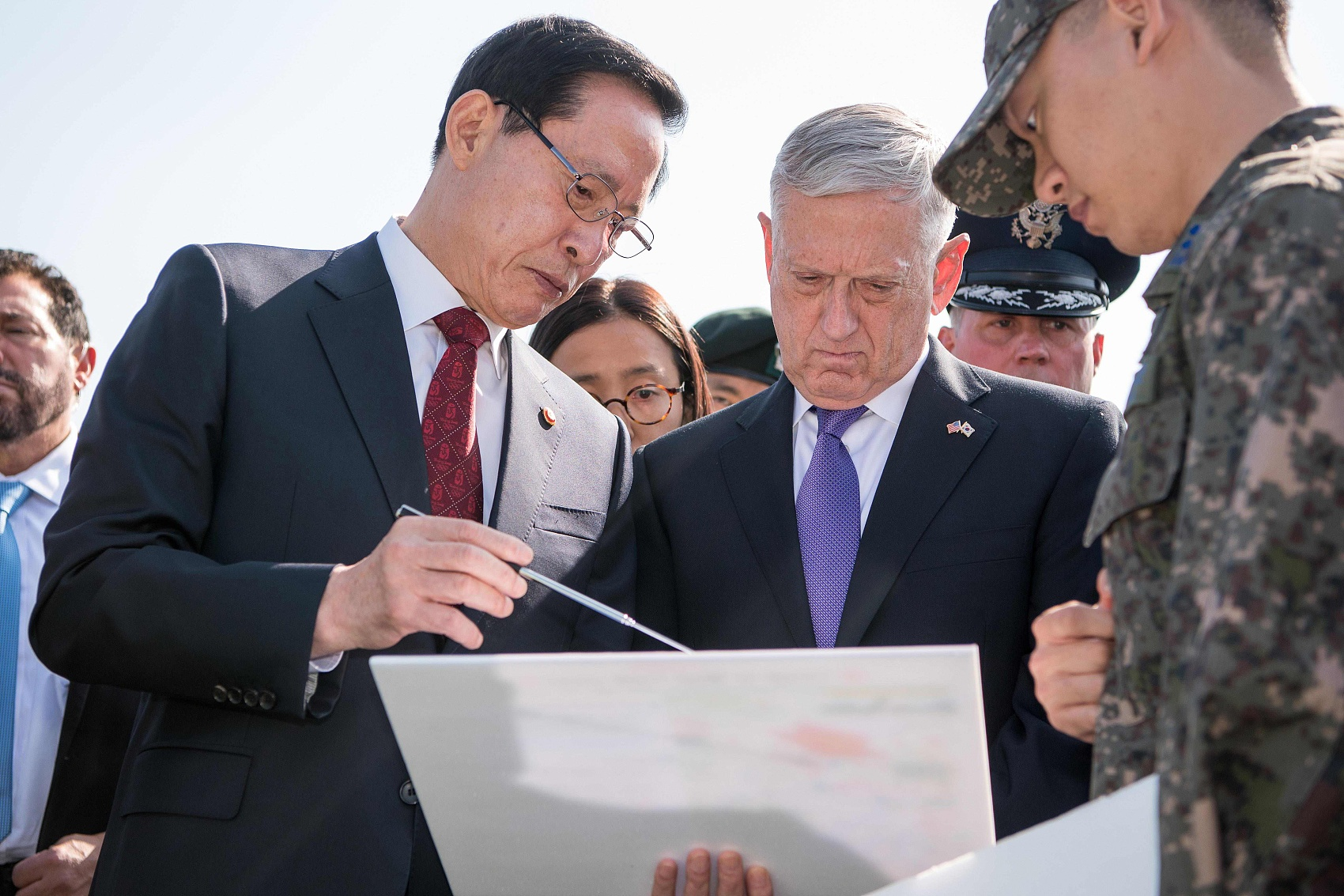S.Korea, U.S. agree to expand rotational deployment of strategic military assets