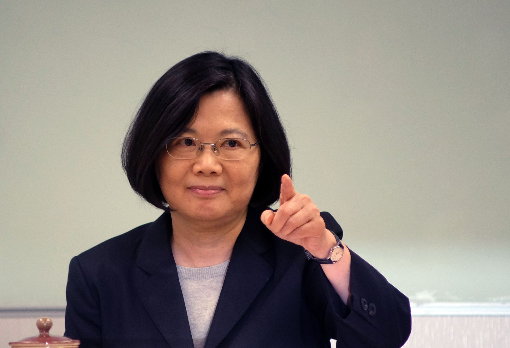 China lodges representations with US over Taiwan leader's transit