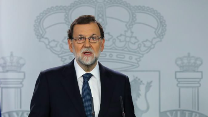 Spanish PM calls for snap Catalan election