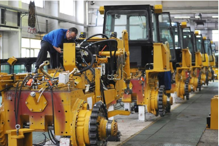 China's Sep. industrial profits surge most in 6 years