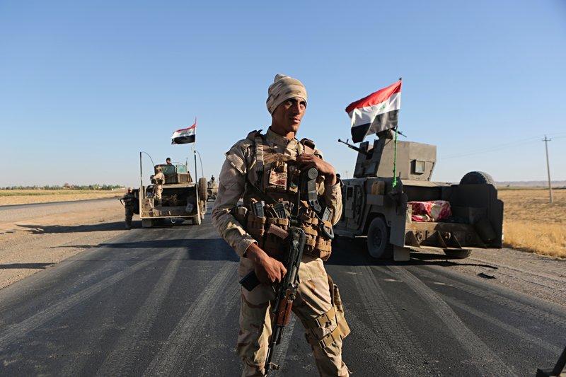 Iraq will retake land from Kurdish control