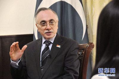 China poised to upstep reforms: Ambassador of Pakistan