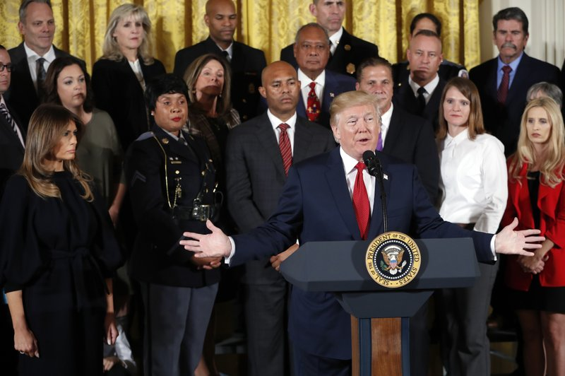Trump declares opioids a public health emergency