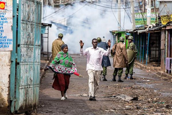 Kenya delays presidential re-run until October 28