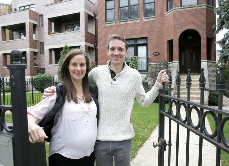 Taking the home-buying plunge young in US