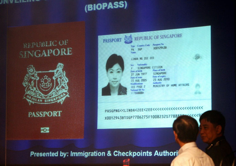 Tiny Singapore has world's most powerful passport