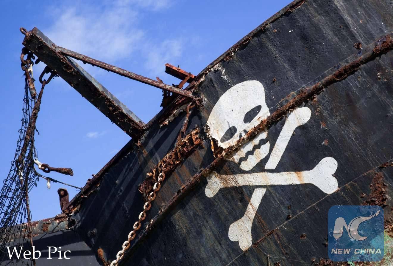 Pirates attack German ship in Nigeria, kidnap six crew members