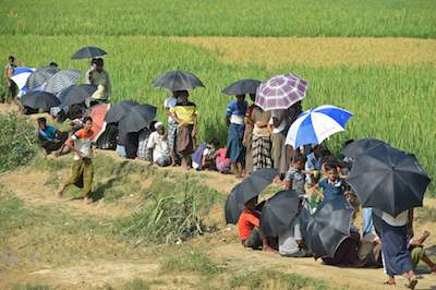 Myanmar, Bangladesh agree on promoting cooperation in border security, rule of law