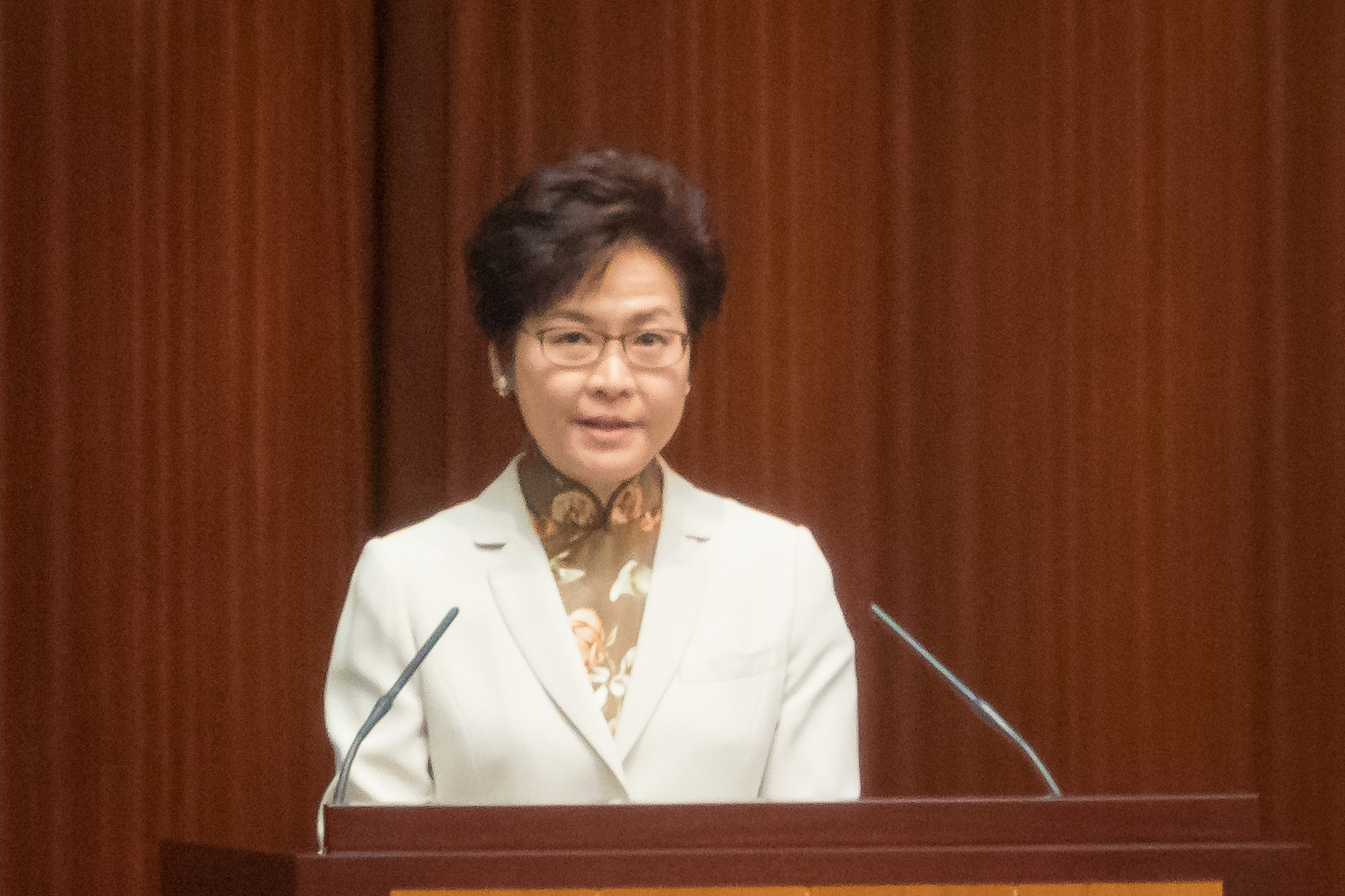 Hong Kong to launch new profits tax system next year