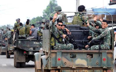 Philippine defense secretary declares end of Marawi fighting