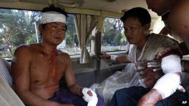 US urges immediate end of violence in Myanmar's Rakhine State