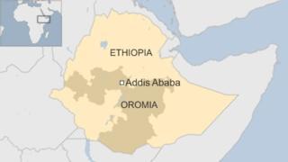 Unrest in Ethiopia's Oromia leaves 11 dead