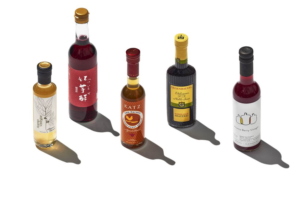 These fancy vinegars are the ones to prioritize in your pantry