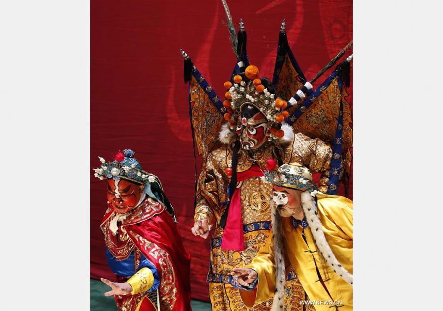 China's Peking Opera troupe returns to London with fine productions