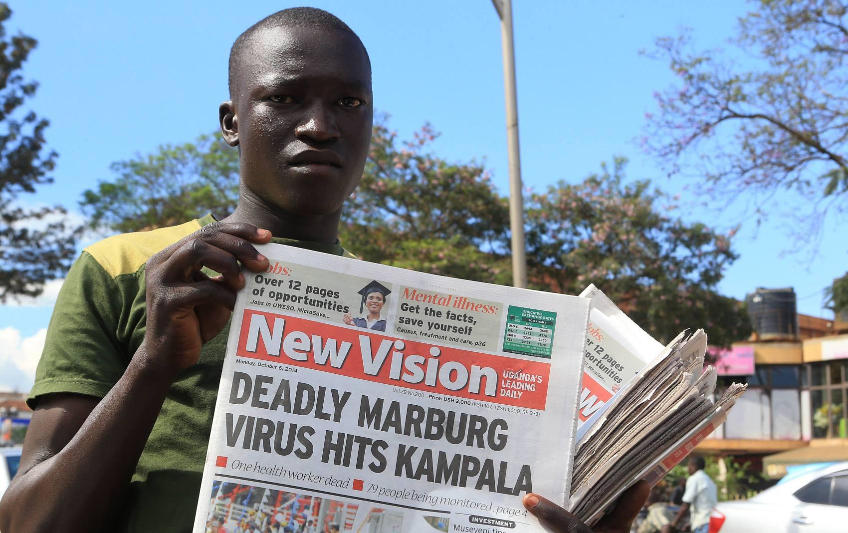 Uganda monitors deadly Marburg cases