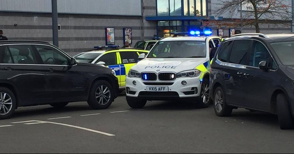 Hostage incident in Britain's Nuneaton not terror-related: police