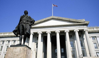 US Treasury established five major trading partners on currency 'monitoring list'