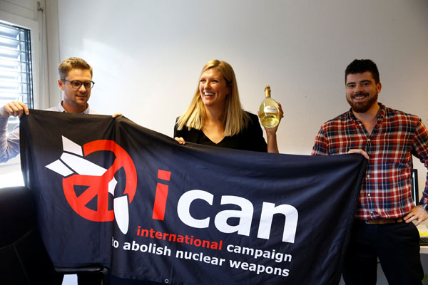 Nuclear-free world is still illusive