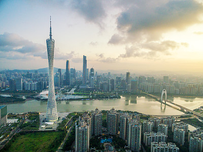 Guangzhou seeks a role in global finance