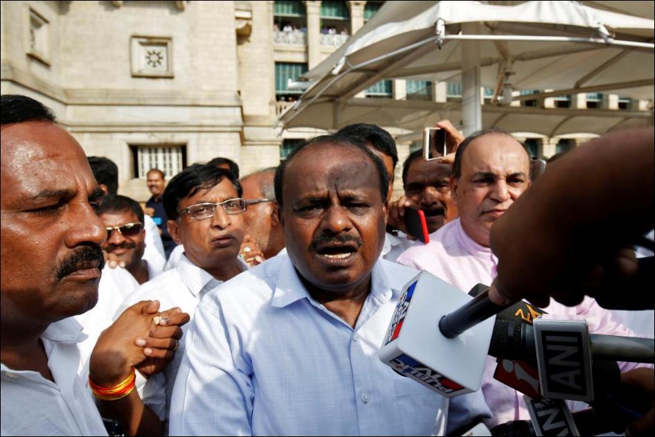 Modi's BJP drops bid to govern big southern Indian state