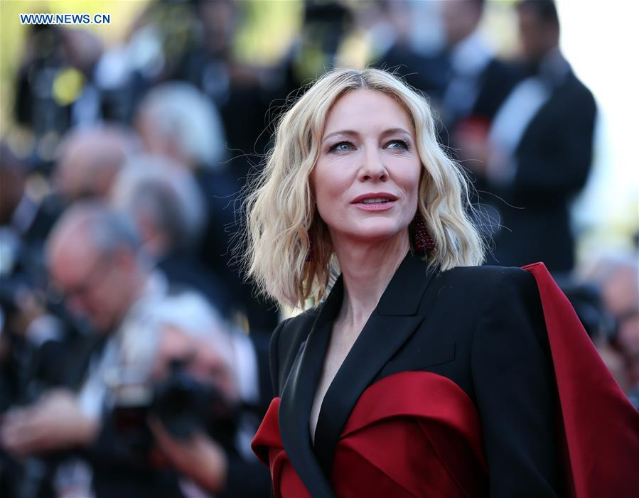 Closing ceremony held for 71st Cannes Film Festival in France