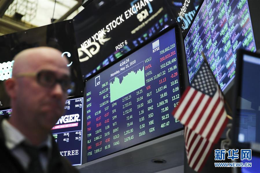 US stocks rise on eased China-US trade tensions
