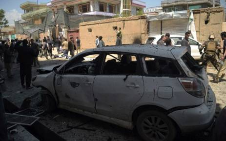 Afghan blast toll rises to 16 dead, 38 wounded: officials