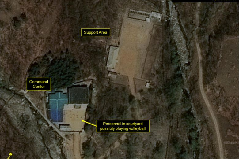 The destroyed Punggye-ri nuclear test site: Where is it?