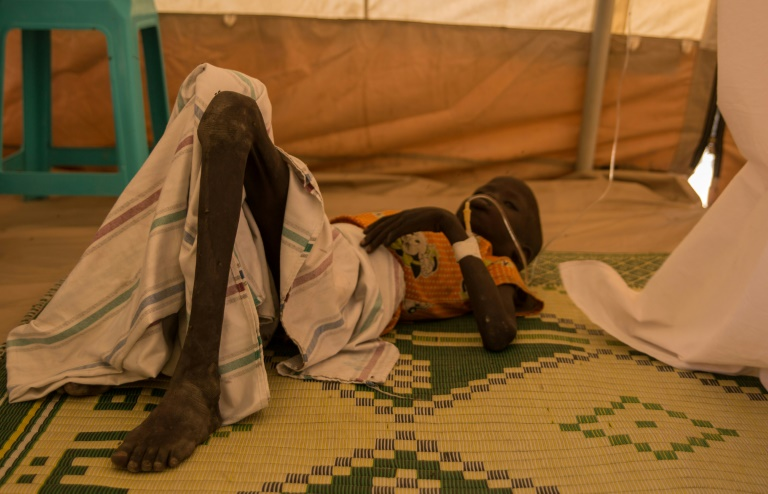 UN threatens sanctions for using hunger as weapon of war