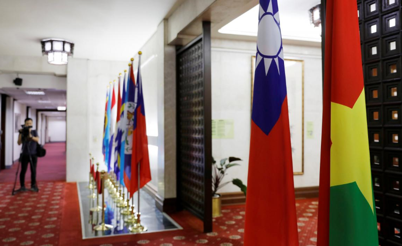 Burkina Faso cuts diplomatic relations with Taiwan province