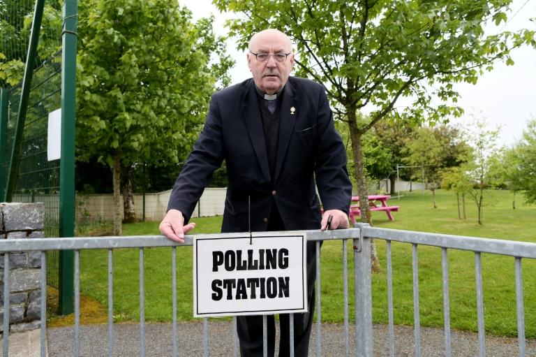 Ireland votes in historic abortion referendum