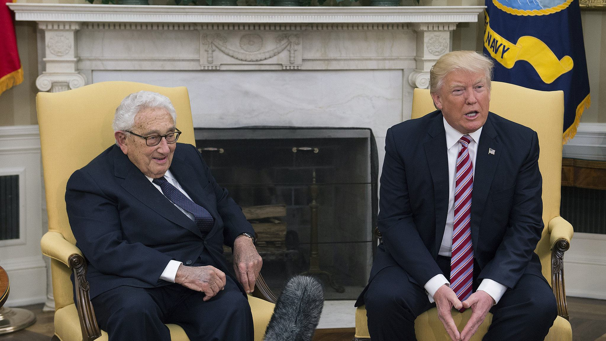 Trump should learn from Kissinger's diplomacy
