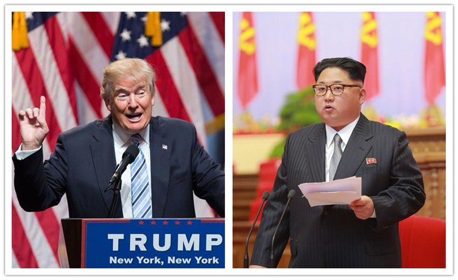 Trump says looking at US-DPRK summit on June 12