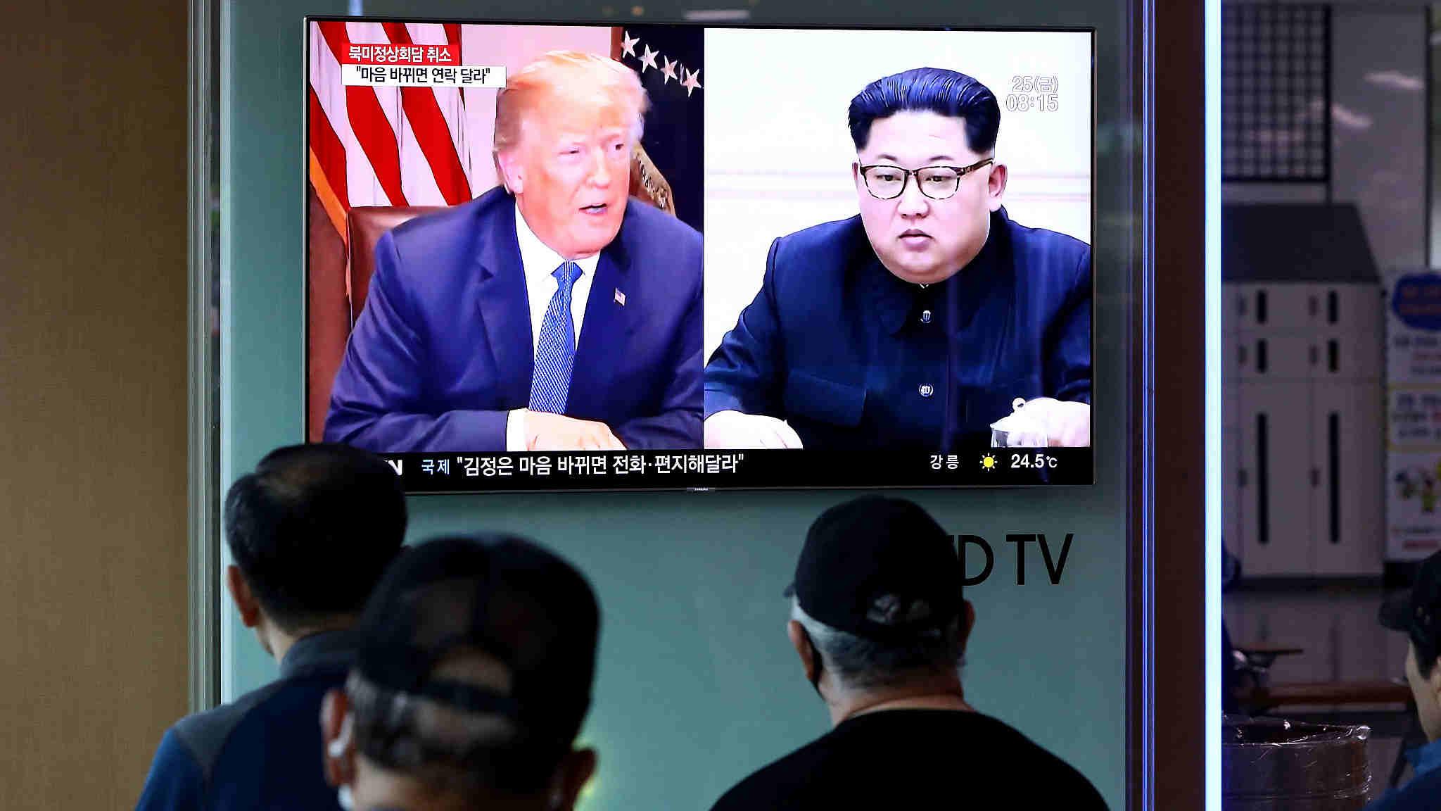 The Kim-Trump Summit: On-off-on