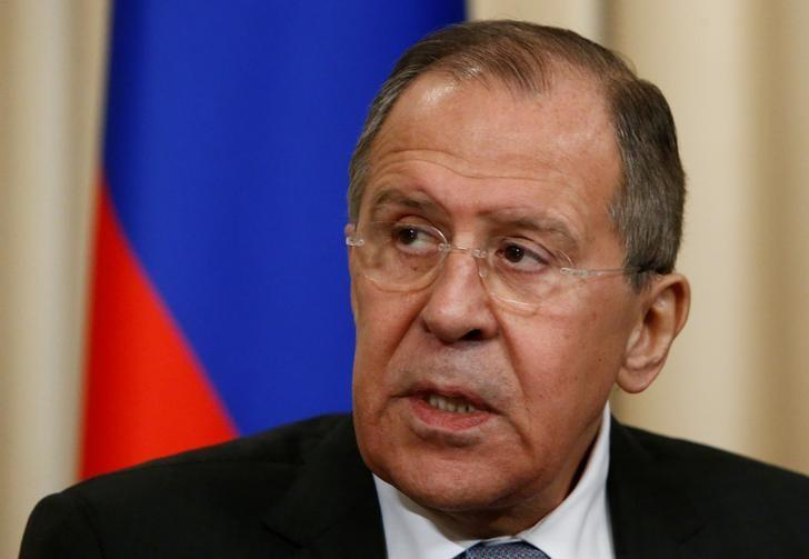 Russia's Lavrov discusses Syria, Ukraine with US counterpart: foreign ministry