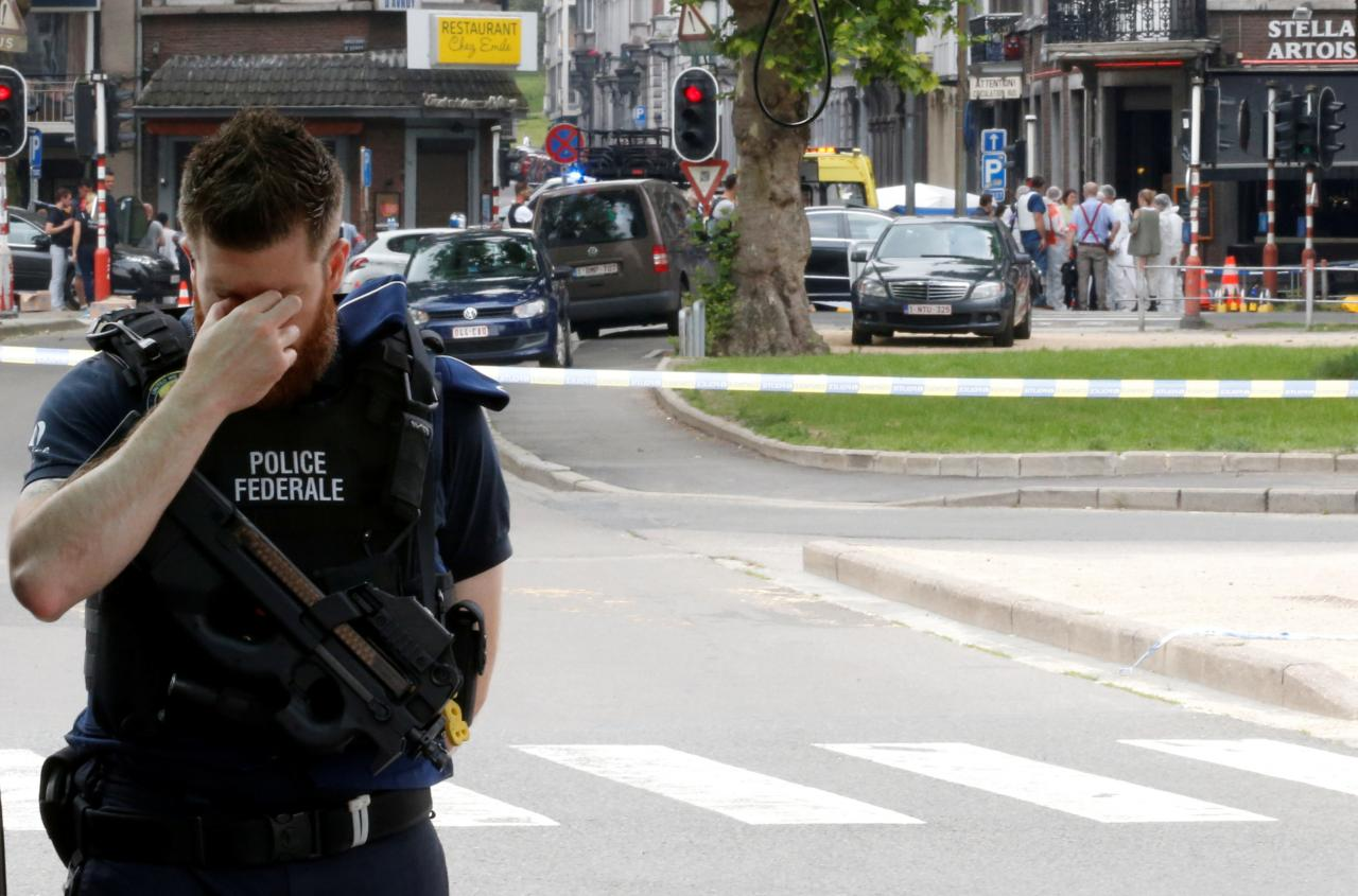 Belgium terrorist was recently released from prison hours before attack