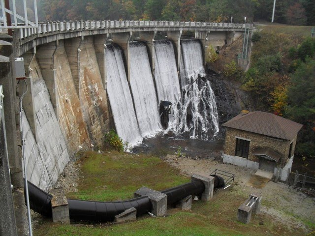 Dam evacuations canceled after safety inspection relieves warning in US state