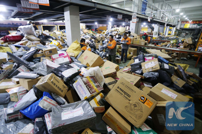 Alibaba to bring down logistics costs for manufacturers