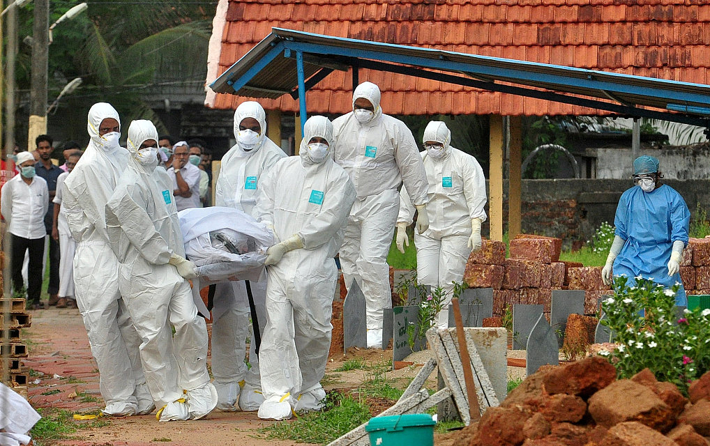 Indian state warns of second Nipah virus outbreak