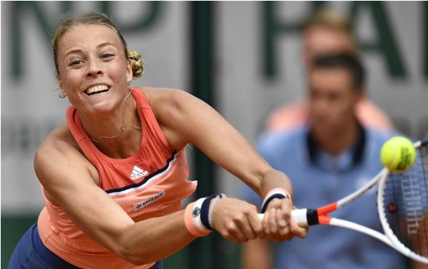 French Open women's singles 3rd round: Kontaveit beats Kvitova 2-0